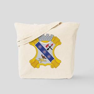 DUI - 8TH INFANTRY REGIMENT Tote Bag