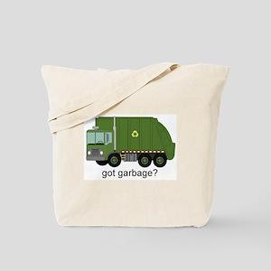 Got Garbage? Tote Bag