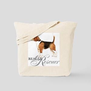 Beagle Rescue Tote Bag