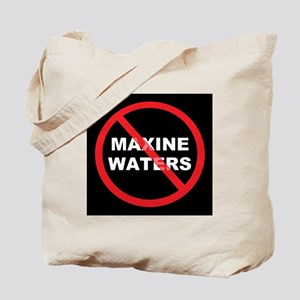 Anti Maxine Waters Tote Bag