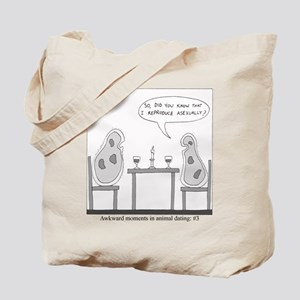 Awkward Moments in Animal Dating 3 Tote Bag