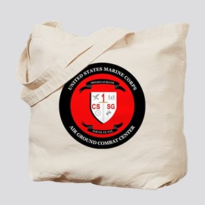 Combat Service Support Group - 1 Tote Bag