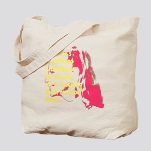 rb_nvy-ex-girl Tote Bag