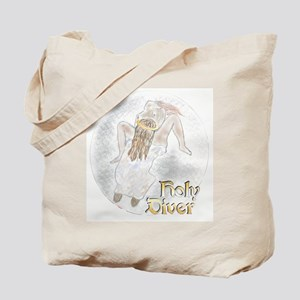 Holy Diver Tote Bag