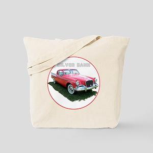 SilverHawk-C8trans Tote Bag
