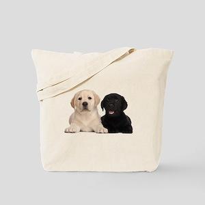 Labrador puppies Tote Bag