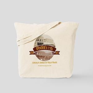 westfieldshirtb-dark Tote Bag