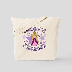 Daddy's Princess Tote Bag