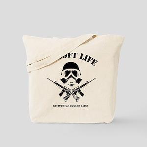 Airsoft Life Tote Bag