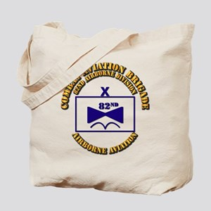 Combat Aviation Bde - 82nd AD Tote Bag