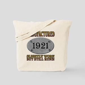 1921 Tote Bag