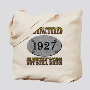1927 Tote Bag
