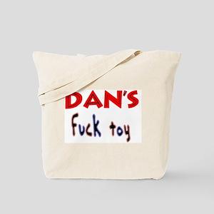 dan's fuck toy Tote Bag