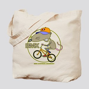 BMX-RAT Tote Bag