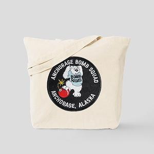 Anchorage Bomb Squad Tote Bag