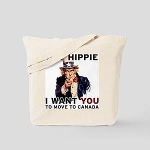 Uncle Sam Tote Bag