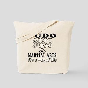Judo Martial Arts Designs Tote Bag