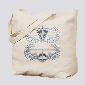 Airborne and Air Assault Tote Bag