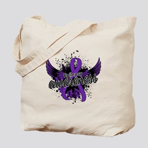 Epilepsy Awareness 16 Tote Bag