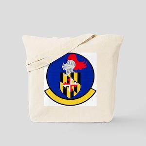 175th Logistics Squadron Tote Bag