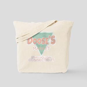 Dooses Market Faded Tote Bag