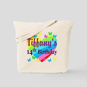 14TH BIRTHDAY Tote Bag