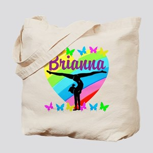PERSONALIZE GYMNAST Tote Bag