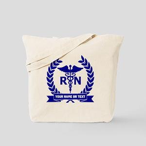 RN (Registered Nurse) Tote Bag