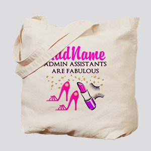 BEST ADMIN ASST Tote Bag