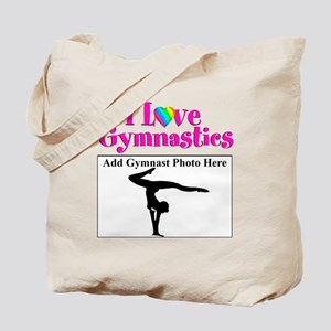 GYMNAST LOVE Tote Bag