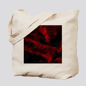 impressive moments full of color-red blac Tote Bag