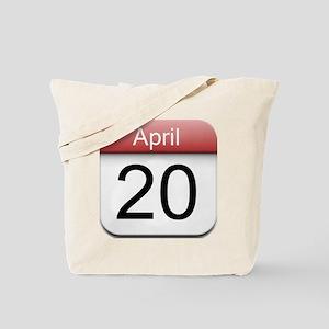 4:20 Date Tote Bag