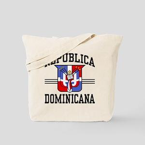 Republica Dominicana Tote Bag
