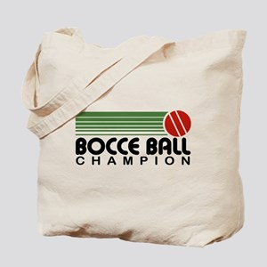 Bocce Ball Champion Tote Bag