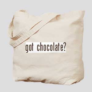 got chocholate? Tote Bag