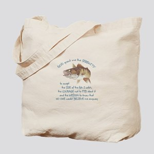 A FISHERMANS PRAYER Tote Bag