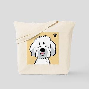 Doodle Dog Tote Bag