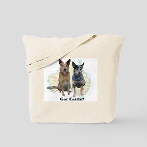 Got Cattle? Tote Bag