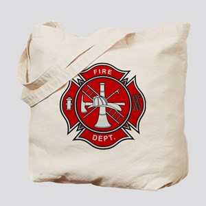 Fire Dept. Tote Bag