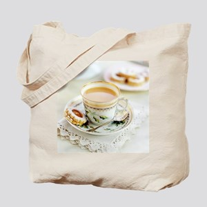 Tea and biscuits - Tote Bag