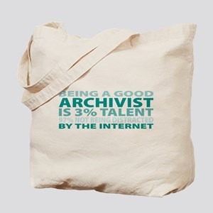 Good Archivist Tote Bag