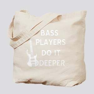 DO IT DEEPER inverted 2 Tote Bag