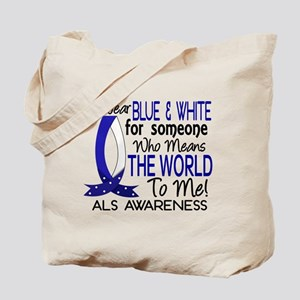 Means World To Me 1 ALS Shirts Tote Bag