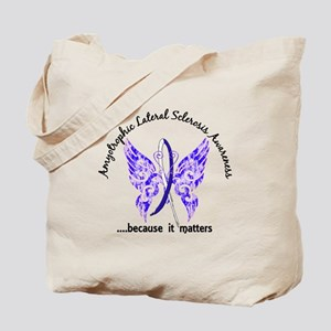 ALS Butterfly 6.1 Tote Bag