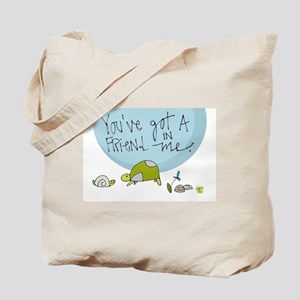 Here for You Tote Bag
