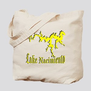 LAKE NACIMIENTO [4 yellow] Tote Bag