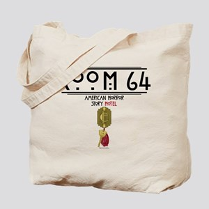 American Horror Story Hotel Room 64 Tote Bag