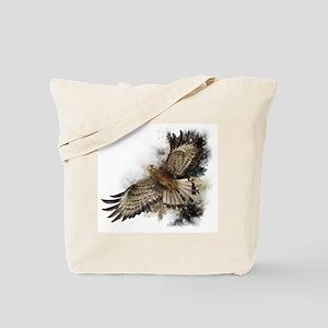 Falcon Flight Tote Bag