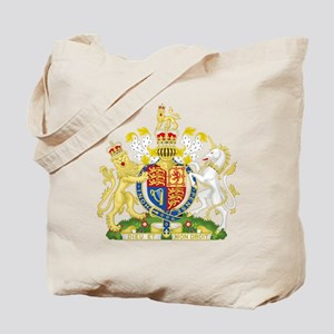 United Kingdom Coat Of Arms Tote Bag