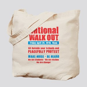 National Walk Out Tote Bag